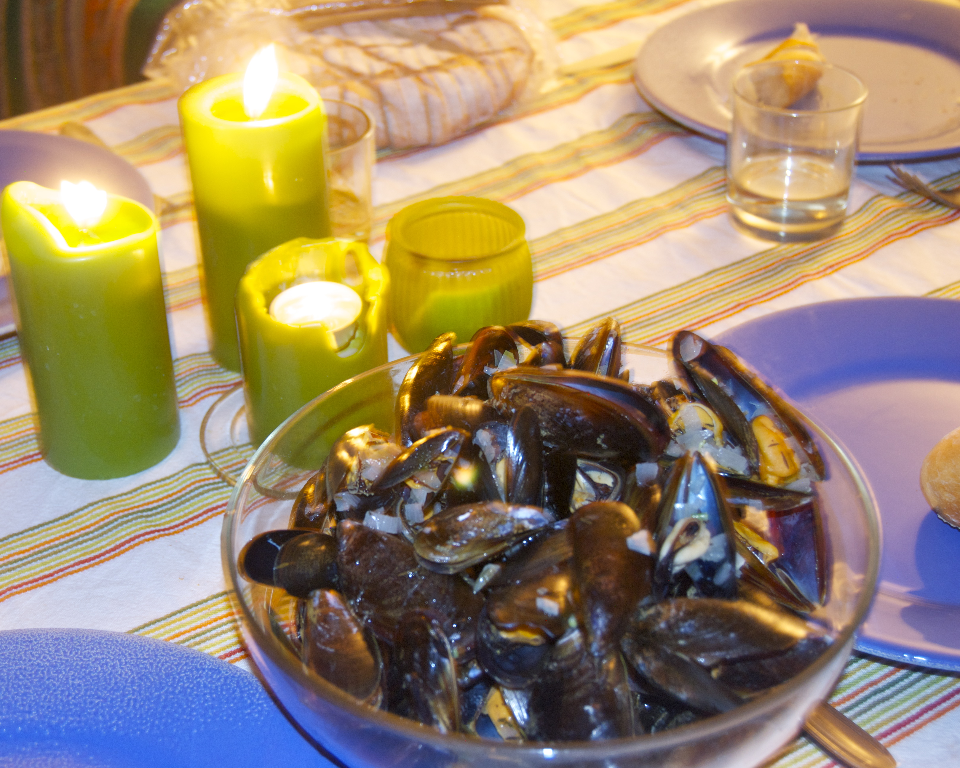 Moules-frites and friends | Girl et Galette