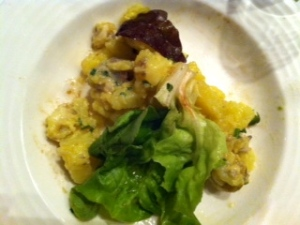 Started: Bulots (Sea Snails) with Potatoes